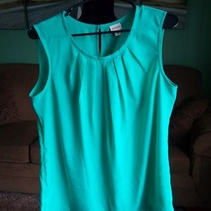 Merona sleeveless blouse